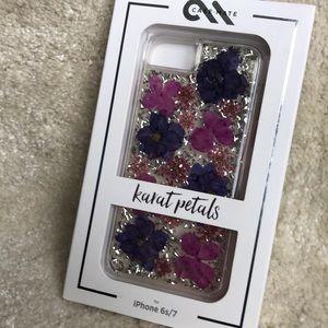 iPhone 6S/7 phone case NWT